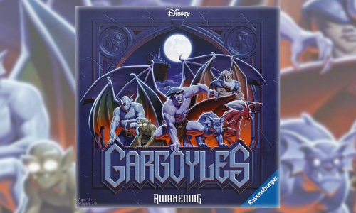 DISNEY GARGOYLES: AWAKENING // von Ravensburger angekündigt