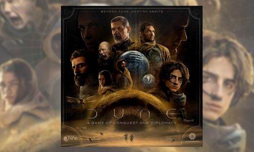 DUNE – FILM VERSION // jetzt vorbestellbar