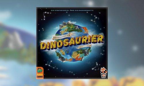 Ein Paradies für Dinosaurier   erscheint bei Quality Beast