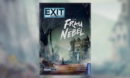EXIT - Das Buch: Die Frau im Nebel   erscheint im Oktober