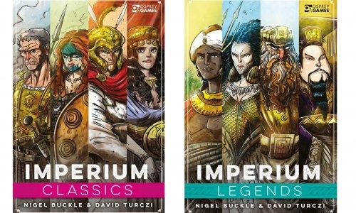 IMPERIUM // LEGENDS und CLASSICS Version erschienen