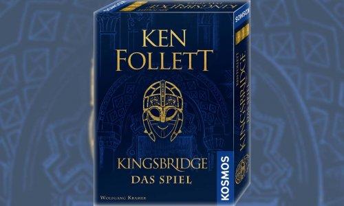 KEN FOLLETT – KINGSBRIDGE // erscheint im Oktober 2021