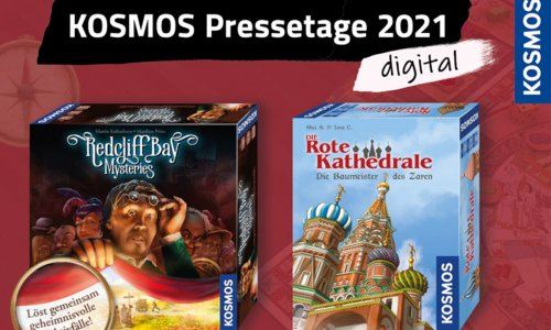EVENT // KOSMOS PRESSETAGE 2021