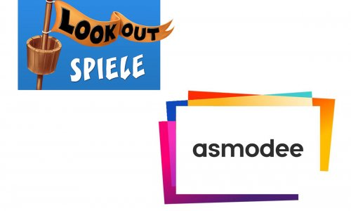 BRANCHE // LOOKOUT SPIELE im Vertrieb von Asmodee Deutschland
