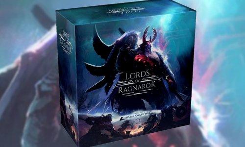 LORDS OF RAGNAROK // startet im Oktober 2021