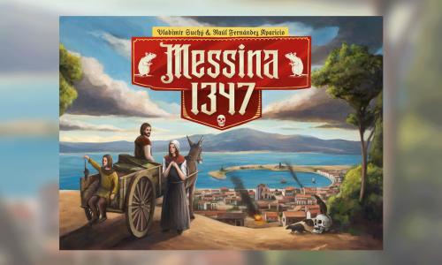 Messina 1347   auf der SPIEL'21 verfügbar