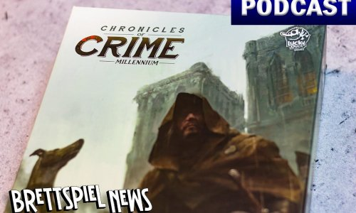 PODCAST // BSN PLAYTHROUGH #2 - Chronicles of Crime: 1400