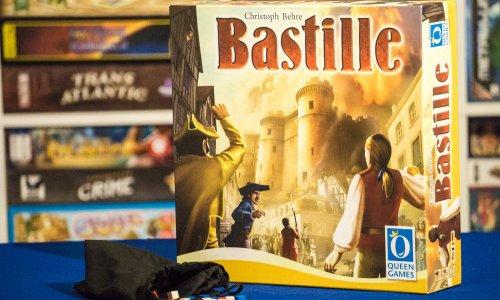 TEST // Bastille