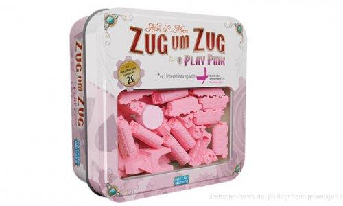 Zug um Zug – Play Pink   Charity-Set für Hilfe gegen Brustkrebs