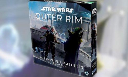 STAR WARS: OUTER RIM // Erweiterung angekündigt