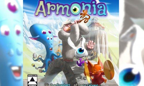 ARMONIA // Neues Spiel von Uwe Rosenberg