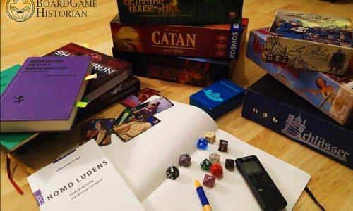 BRANCHE // Wissenschaftliche Perspektiven auf analoge Spiele