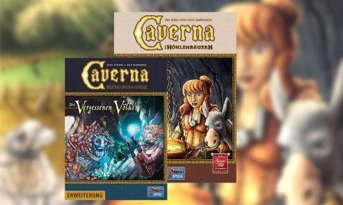 CAVERNA // Zweite Erweiterung angekündigt