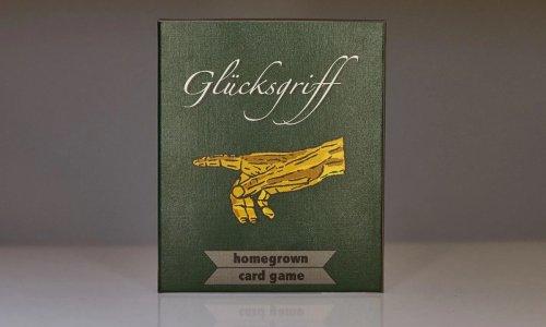 GLÜCKSGRIFF // neues nachhaltiges Kartenspiel