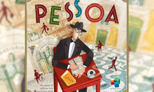 PESSOA // Neuheit des PYTHAGORAS Verlags