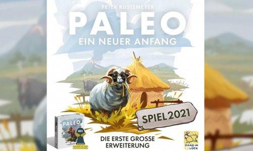 PALEO // EIN NEUER ANFANG Erweiterung angekündigt
