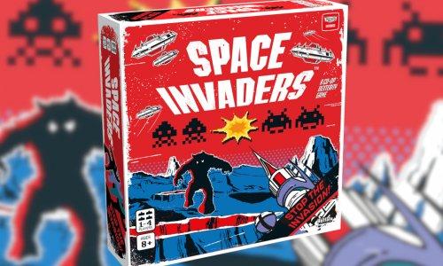 SPACES INVADERS // Koop Spiel angekündigt