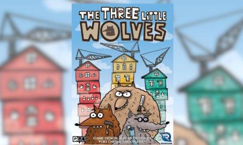 The Three Little Wolves   Kartenspiel erscheint bei RENEGADE STUDIOS