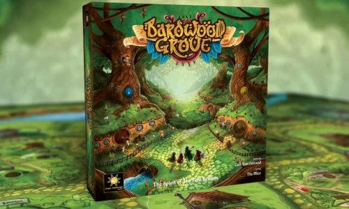 BARDWOOD GROVE // Neuheit von FINAL FRONTIER GAMES