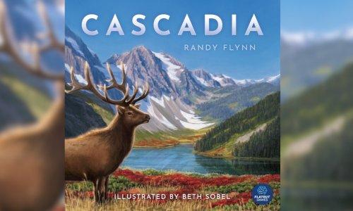 CASCADIA // Kickstarter wird ausgeliefert