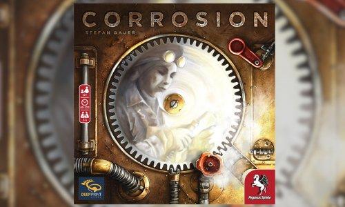 CORROSION // Neuheit von DEEP PRINT GAMES