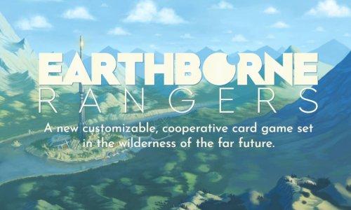 EARTHBORNE RANGERS // Ende Juli auf Kickstarter