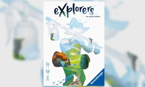 EXPLORERS // ab Herbst bei RAVENSBURGER
