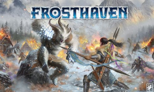 FROSTHAVEN // Update