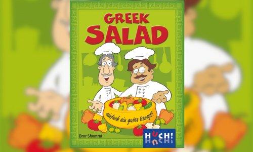 GREEK SALAD // Neuheit von HUCH!