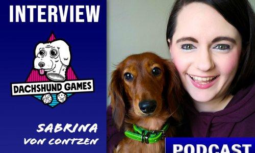 BSN PODCAST #17 // Interview mit Sabrina von DACHSHUND GAMES