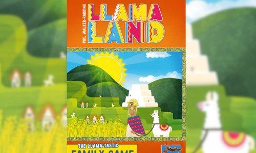 LLAMA LAND // im Handel erhältlich