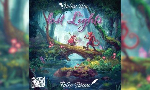 LOST LIGHTS // Neuheit von BOARD GAME CIRCUS