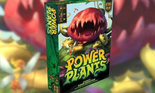 POWER PLANTS // Neuheit von KTBG