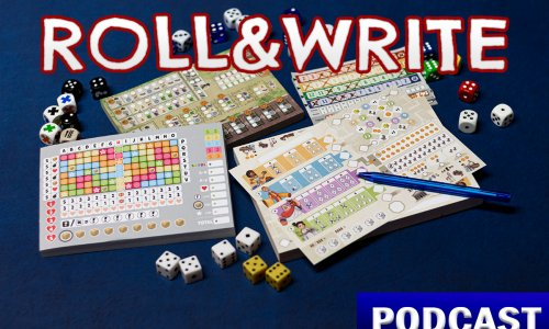 BSN PODCAST #15 // Roll & Write Spiele