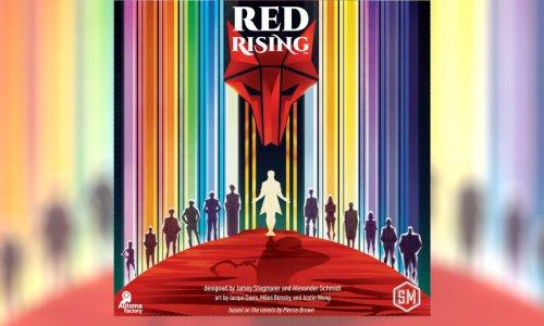 RED RISING // in der Spieleschmiede gestartet