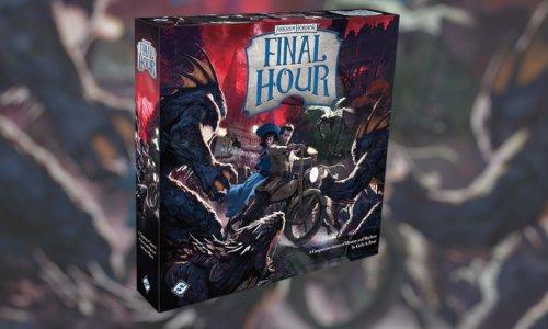 Arkham Horror – Letzte Stunde   Im Angebot für nur 18 € zu kaufen