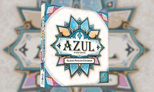AZUL – DER GLÄSERNE PAVILLON // Erweiterung soll noch im August erscheinen