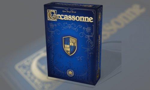 CARCASSONNE – JUBILÄUMSEDITION // Veröffentlichung steht kurz bevor