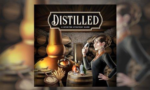 DISTILLED // auf Kickstarter