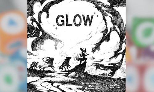 GLOW // deutsche Version erscheint im 4. Quartal