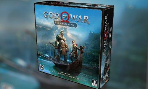 ANGEBOT // GOD OF WAR – DAS KARTENSPIEL aktuell für nur 13,99 € zu kaufen