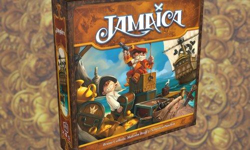 JAMAICA // Neuauflage erscheint noch im Herbst