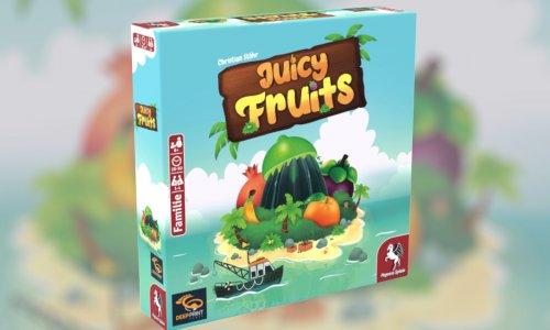 JUICY FRUITS // erscheint in Kürze