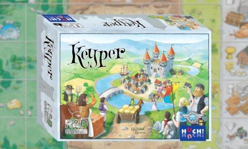 KEYPER // im Angebot für nur 16 € kaufen