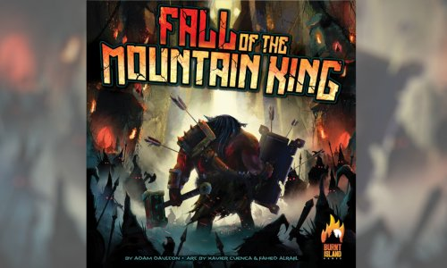 FALL OF THE MOUNTAIN KING // auf Kickstarter