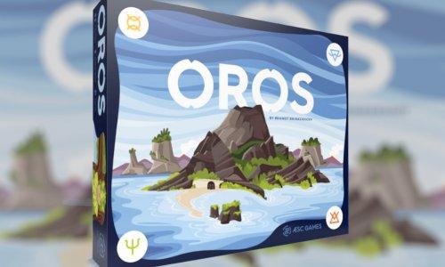 OROS // deutsche Version im Juli auf Kickstarter