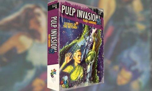 PULP INVASION – X2 // noch wenige Tage in der Spieleschmiede