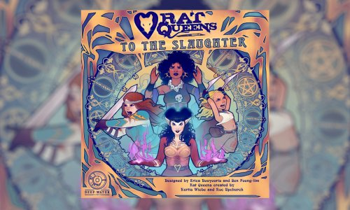 RAT QUEENS: TO THE SLAUGHTER // auf Kickstarter