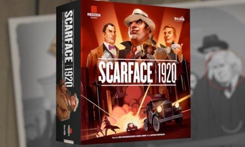 SCARFACE 1920 // jetzt auf Kickstarter