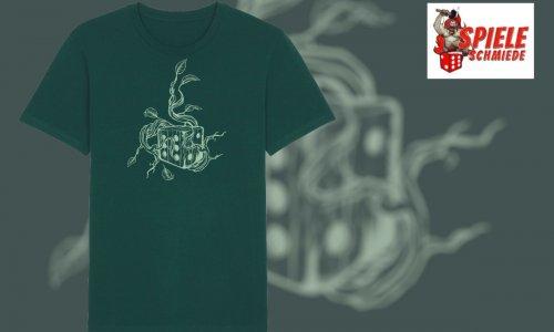 SPIELESCHMIEDE // Die neuen, nachhaltigen Spieleschmiede-Shirts 2021 sind da!